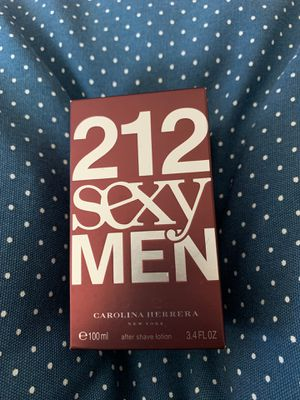 213 Sexy Men CH after shave lotion for Sale in Round Rock, TX
