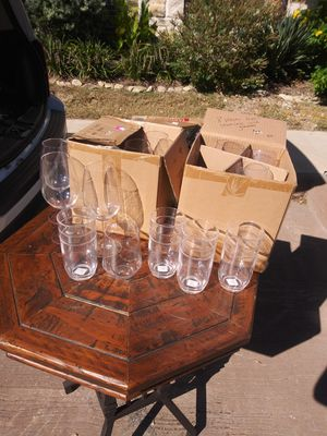Swimming pool glasses for Sale in Mesquite, TX