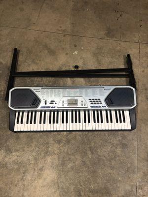 Casio Piano Keyboard CTK-491 for Sale in Carlton, OR