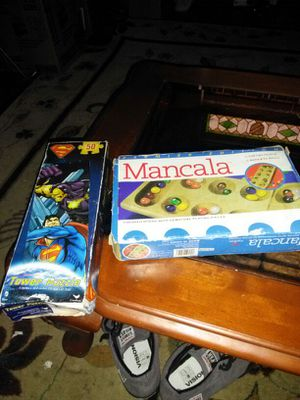 Tower Puzzle and Mancala game for Sale in Lochearn, MD