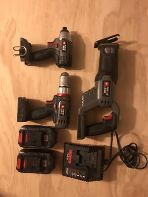 Porter Cable 18v Tools for Sale in Mountlake Terrace, WA