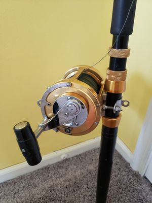 Penn Reel International II 50TW Rod And Reel for Sale in Moyock, NC