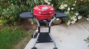 Electric Grill Red BBQ Used ONCE for Sale in Moreno Valley, CA