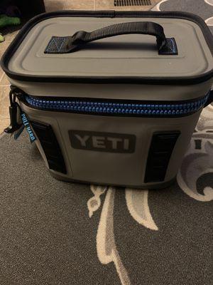Yeti hopper flip cooler for Sale in Augusta, GA