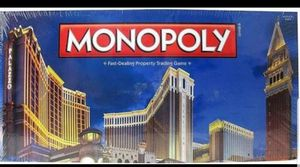Monopoly Las Vegas Special Edition Rare! - New Board Games for Sale in Las Vegas, NV