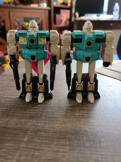 1980s Transformers G1 Decepticon Clones Pounce And Wingspand for Sale in Des Moines,  WA
