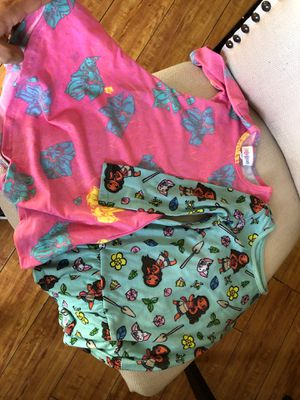 MOANA PJS 2 years for Sale in Covina, CA