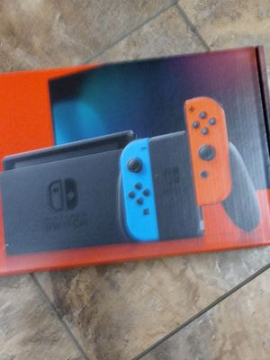 Nintendo switch brand new in box. Unopened with receipt in case return is wanted. 400 bucks for Sale in Goldsboro, PA