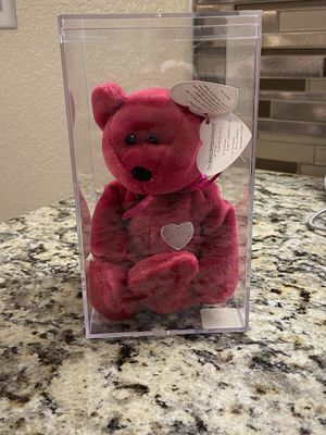 Signature Valentina beanie baby for Sale in Spring Branch, TX
