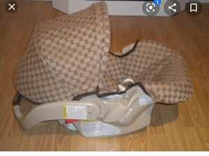 Coppy Gucci Baby car seat for Sale in North Olmsted, OH