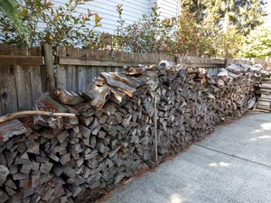 Cord of seasoned wood for Sale in Bothell, WA