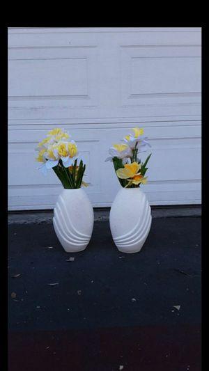 Spring faux floral arrangements for Sale in Escondido, CA