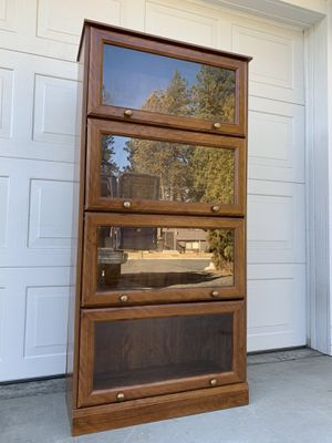 Lawyers Bookcase for Sale in Spokane Valley, WA