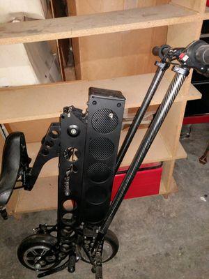 URB-E pro series base model Folding E bike for Sale in Redmond, WA