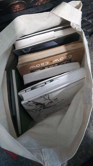 Bag of books for Sale in Pomona, CA