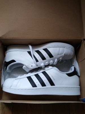 Brand new Adidas Superstars size 10 for Sale in Wichita, KS