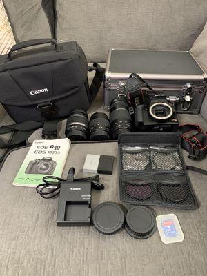 Canon dslr camera for Sale in Tarpon Springs, FL