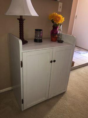 White Buffet Cabinet for Sale in Scottsdale, AZ