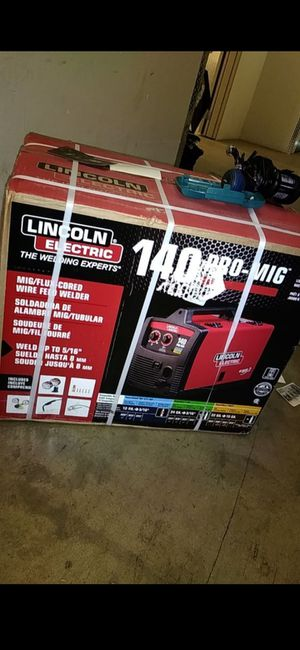 Lincoln electric welder 140 for Sale in Los Angeles, CA
