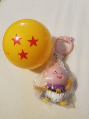 Dragonball Z Figure Hanger Majin Buu for Sale in Perris, CA