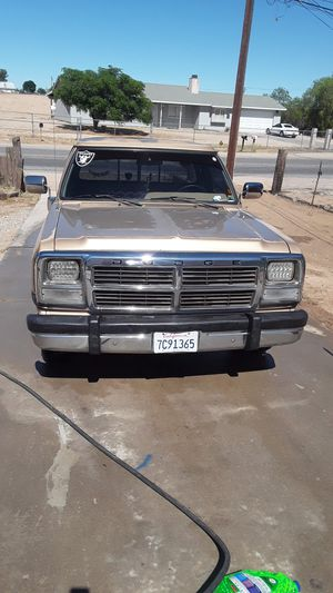 91 dodge ram 150 for Sale in Hesperia, CA