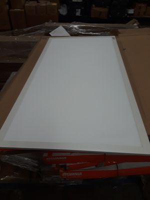 SYLVANIA 2 X 4 LED FLAT PANEL FIXTURE - UNDER COST for Sale in Dallas, TX