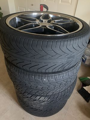 Size 22 Spec1 Racing Rims for Sale in Washington, DC