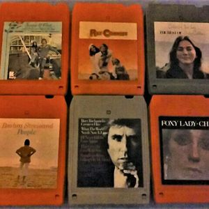8 – Track Tapes- for Sale in Northfield, OH