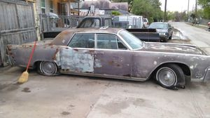1964 Lincoln Continental for Sale in Houston, TX