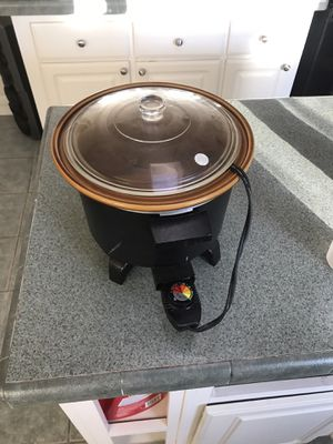 Crock pot for Sale in Waxahachie, TX