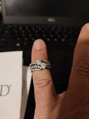 Diamond engagement ring set for Sale in Mesa, AZ