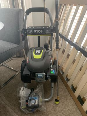 Ryobi Pressure Washer for Sale in Philadelphia, PA