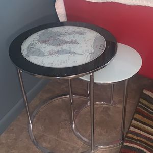 World Map Side Tables for Sale in Fountain Hills, AZ