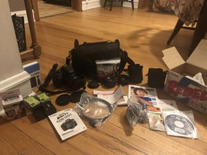 Canon EOS Rebel T5 digital camera package for Sale in Evergreen Park, IL