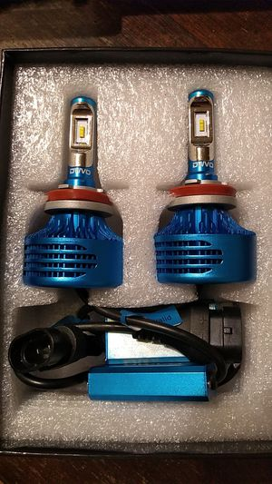 Car LED headlight kit H11 for Sale in Peoria, IL