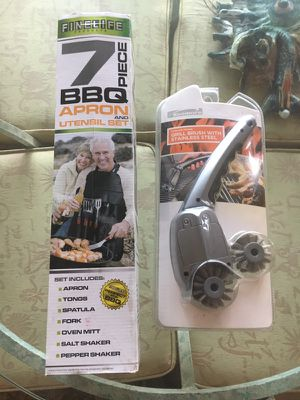 BBQ grill cleaner tools accessories for Sale in San Diego, CA