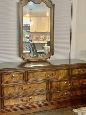 Vintage Drexel Heritage 7 Drawer Dresser or Sideboard for Sale in Beaverton, OR