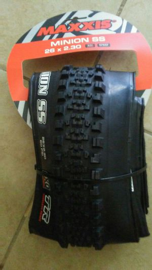 Maxxis minion for Sale in San Diego, CA