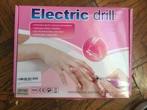 NAIL MACHINE FOR MANICURE/PEDICURE for Sale in Washington, DC
