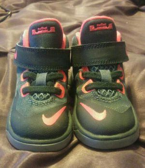 Green & Pink Lebrons 5C for Sale in Richmond, VA