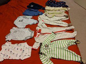 Newborn clothes baby boy for Sale in Oakton, VA