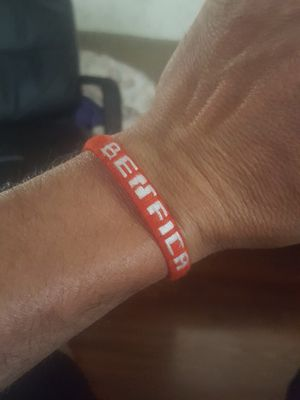 Benfica bracelets hand stich for Sale in San Leandro, CA