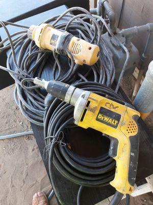 Dewalt tools for Sale in Oakley, CA