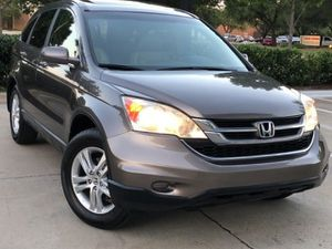 ONE OWNER HONDA CRV 2010 PERFECT CONDITION NEW TIERS COLD AC for Sale in Salt Lake City, UT