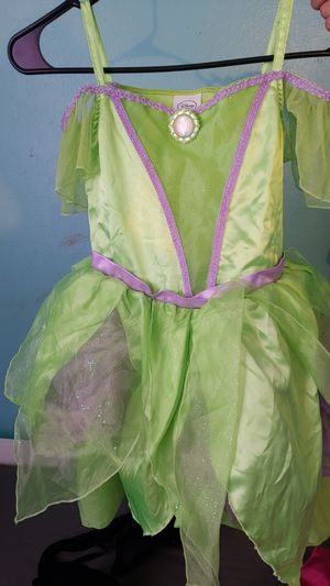 Disney Tinkerbell costume for Sale in Kissimmee, FL