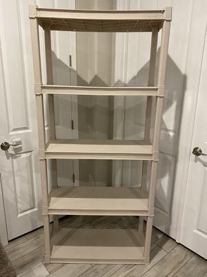 Sterilite 5-Shelf (2 for sale) for Sale in Gilbert, AZ