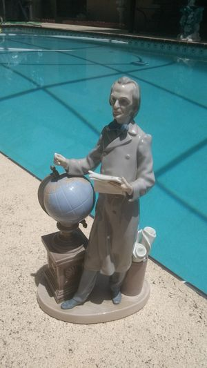 Lladro Porcelain Figurine #5208 Professor Spain Tall Education A8461 for Sale in Spring Hill, FL
