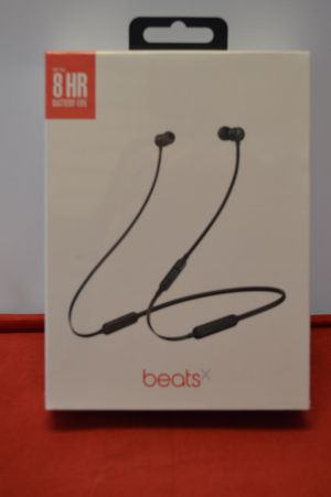 Beats X by Dr. Dre~MTH52LL/A~Wireless Earphones(Black) for Sale in Des Plaines, IL