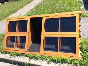 FREE oak corner cabinet for Sale in Newton, MA