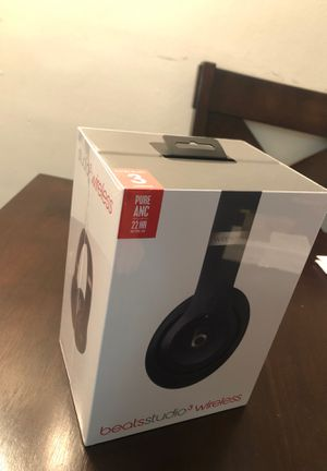 Navy and Silver Beats Studio 3 Wireless, New ever opened for Sale in NJ, US